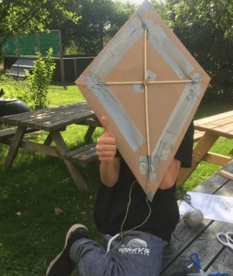 fonden faellesskolen kite activity v01